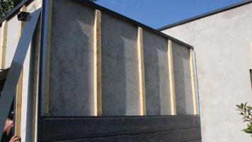 Bardage façade Villeurbanne